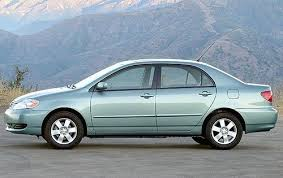 toyota corolla 2005 2005 toyota corolla ground clearance specs view manufacturer details