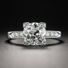 deco engagement rings antique and unique vintage engagement rings lang antiques