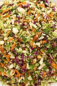 Garden Vegetable Salad by Crunchy Detox Salad Recipe Salad Inspiration And House