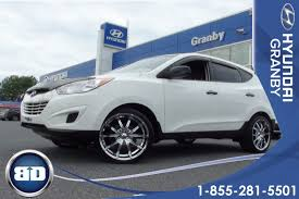 used 2012 hyundai tucson fwd gl mags 20 pouces ac équipement