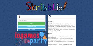 skribbl io io games best io games list play now