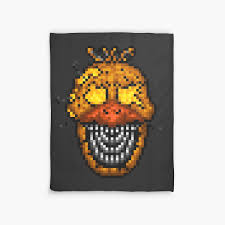 five nights at freddy s halloween update jack o bonnie five nights at freddy s 4 halloween pixel art jack