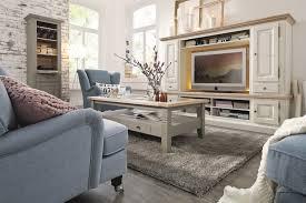 wohnzimmer landhausstil weiãÿ landhausmöbel dansk design massivholzmöbel
