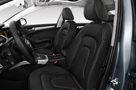 audi a4 2015 2015 audi a4 front seats interior photo automotive com