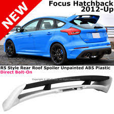 ford focus spoilers u0026 wings ebay