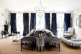 navy blue curtains blue curtains and drapes