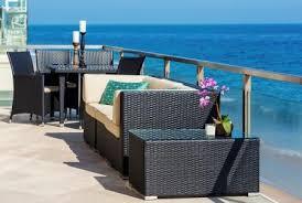 Outdoor Furniture Amazon by Amazon Com Genuine Ohana Outdoor Patio Wicker Furniture 7pc All