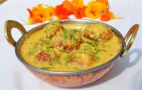 Cottage Cheese Recepies by Malai Kofta Fried Cottage Cheese Balls In A Cream Based Gravy