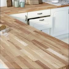quel bois pour plan de travail cuisine plan de travail bois massif leroy merlin les cuisine