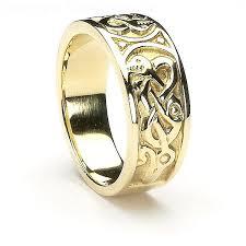 celtic ring womens celtic ring silver 10k 14k gold