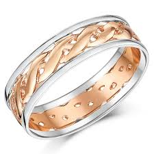 wedding rings uk his and hers wedding ring sets matching two three gold wedding