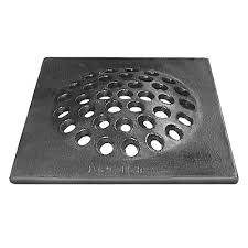 6 Floor Drain by 6 In X 6 In Cast Iron Cesspool Grate Drain D59 156 The Home Depot