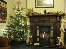 interior fl christmas stately tree luxurious decorations