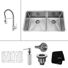 Costco Sink Faucet Costco Elkay Stainless Steel Undermount Double Bowl Sink For