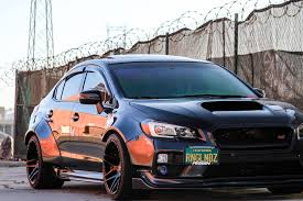 2016 subaru impreza wrx hatchback 2015 2018 subaru wrx sti wide body kit mntrider designs