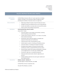 adjunct instructor resume sample confortable pilates instructor resume for your case study in a