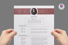 About Me Resume Examples by Two Cv Templates Resume Templates On Thehungryjpeg Com 1444