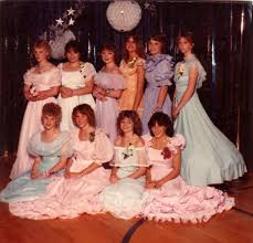 1980s prom 42 best tacky prom party images on 80s prom dresses