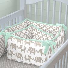 Babi Italia Pinehurst Lifestyle Convertible Crib by Mint Green Elephant Crib Bedding Creative Ideas Of Baby Cribs