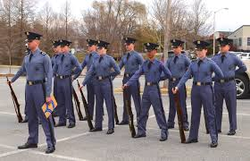 corps of cadets to hold jaffe eager squad and eager individual