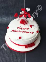 ruby wedding cake 07917815712 www fancycakesbylinda co uk www