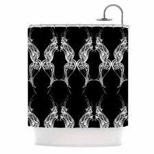 art deco cactus ring holder images Art deco shower curtain wayfair jpg