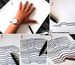 creative ideas how to make easy 3d drawing i creative ideas