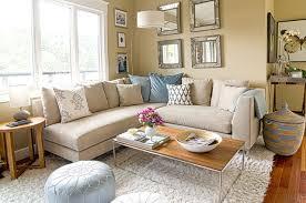 light tan living room bayo vista shabby chic style living room san francisco by