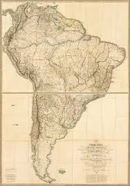 Map Of Colombia South America by Colombia Prima Or South America In Which Has Been Attempted To