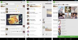hangouts app android announce integrated chat app hangouts
