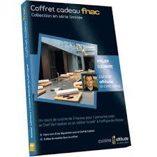 atelier cuisine cyril lignac coffret cadeau fnac atelier adulte cuisine attitude cyril lignac
