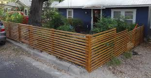 craftsman style fences home design and decoration