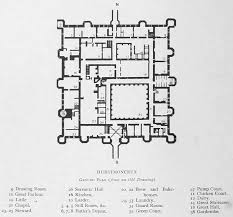 Floor Plan Castle Herstmonceux Castle Ground Floor Floor Plans Castles U0026 Palaces