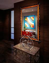 penthouse moderne welch design studio completed at landry design group