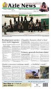 Jacee Ballard Utah The Azle News 4 1 15 By Admin Issuu