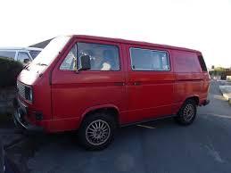 volkswagen van price vw t25 converted panel van diesel 1987 gwo with spare sliding door