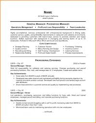 assistant manager sample resume free assistant manager resume