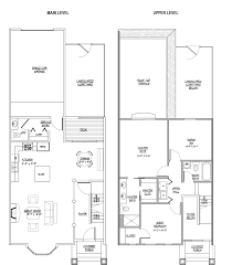 Floor Plans With Two Master Bedrooms Modern Main Level An Upper Master Suite Floor Plans Ideas Equipped