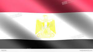 Eygpt Flag 4k Flag Animation Egypt Stock Animation 1805595