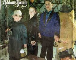 Addams Family Uncle Fester Halloween Costumes Uncle Fester Etsy