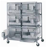 Stackable Rabbit Hutches Clearance Stainless Steel Rabbit Cages
