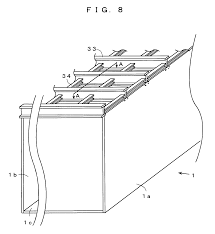 patent ep1650497a1 heat exchanger tube panel module and method
