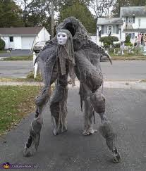 Tall Man Halloween Costumes Collection Halloween Stilt Costumes Sale Pictures 4 Legged