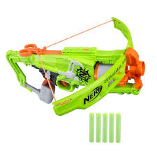 nerf zombie strike outbreaker bow toys