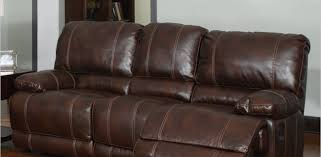 sofa reclining sofa with drop down table horrible reclining sofa