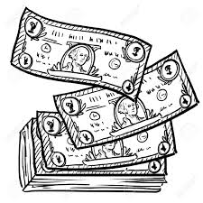 clipart money free black and white money clipart 15