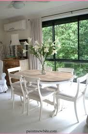 Painted Dining Table by 40 Best Dining Room Images On Pinterest Home Kitchen Ideas And