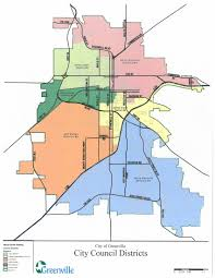 Texas City Map Redistricting Greenville Tx Official Website