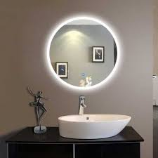 Lighted Mirror Bathroom Bathroom Back Lighted Mirror Suppliers Fp03 Led Bathroom Mirror