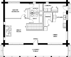 floor plans for log homes log home floor plans montana log homes floor plan 028